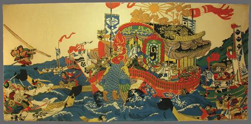 О, сколько их на поляхбезымянные теласкошенные войной  Много Славных Битв было в древней Японии, но они унесли очень ... - Изображение 1