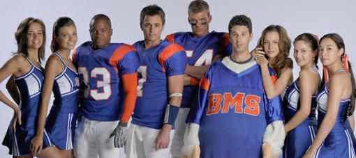Blue mountain state-американский комедийный сериал про жизнь студентов, которые просто бредят футболом. Показ старто .... - Изображение 3