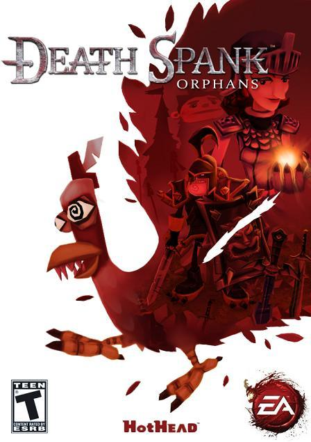DeathSpank  DeathSpank – это игра от легендарного Рона Гилберта, создателя серии Monkey Island, пародирующая все фэн ... - Изображение 1