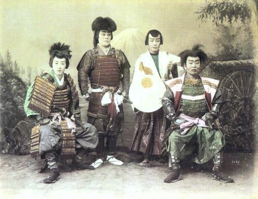 О жизни, честиИз летописи толстой Узнает самурай.  1)Путь Самурая – это смерть. Каждый самурай должен терпеливо ожи ... - Изображение 2
