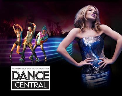 """Певица Кайли Миноуг (Kylie Minogue) снялась в вирусном рекламном ролике """"Can You Out Dance Kylie?"""" для Dance Central ... - Изображение 1"""