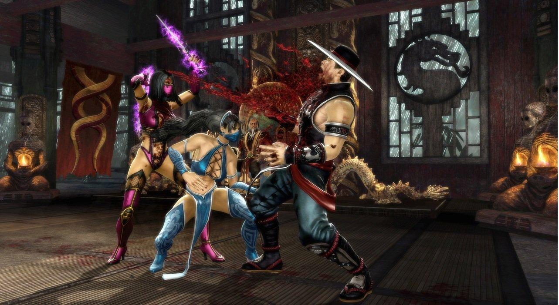 Mortal kombat komplete edition xxx xxx pic