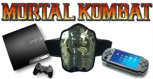 Хочешь стать обладателем пояса победителя турнира Mortal Kombat (2011)?  А может быть хочешь просто интересно провес ... - Изображение 1