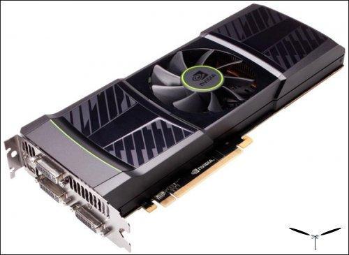 Компания nVidia только что анонсировала флагманский графический ускоритель GeForce GTX 590.  Новинка оснащена двумя  ... - Изображение 1