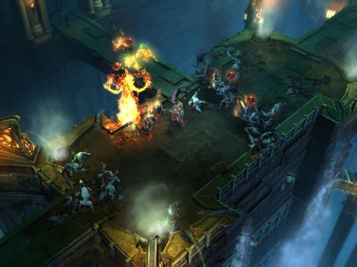Здравствуйте, уважаемые пользователи КаНоБу!) Я, как думаю и многие из Вас, с нетерпением жду игру Diablo III. Не го ... - Изображение 1