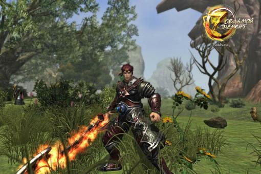 """Компания Nival Network объявила о начале закрытого бета-тестирования MMORPG """"Седьмой элемент"""".26 февраля 2011 года н ... - Изображение 1"""