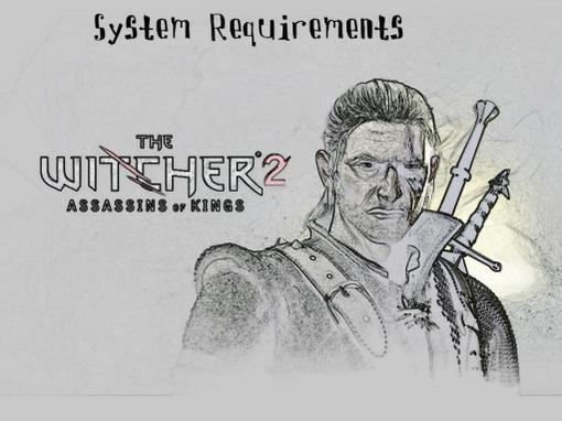 Польский портал Polygamia добыл системные требования чистокровно компьютерной RPG The Witcher 2. Да, игра «палитит»  ... - Изображение 1
