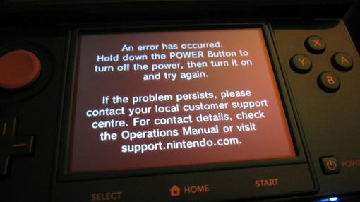 Во всём мире начались продажи 3DS. Но не всё прошло гладко. Многие пользователи стали жаловаться на то что игры висн ... - Изображение 1