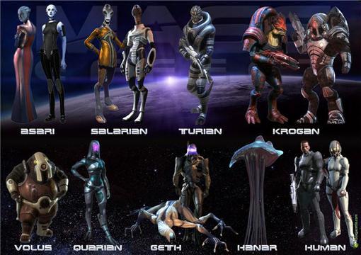 Привет КаНоБуВ связи с грядущим выходом Mass Effect 3 решил вспомнить все хорошее, что несет в себе вселенная Mass ... - Изображение 2