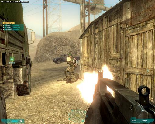 3 с лишним года назад вышла игра с удивительными на то время технологиями, Ghost Recon Advanced Warfighter 2. Это та ... - Изображение 2