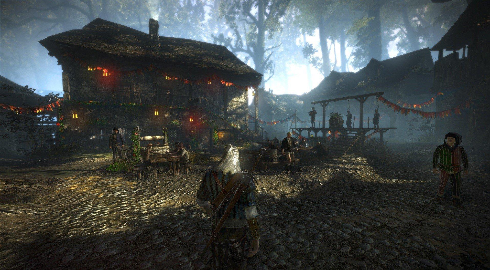 Ведьмак отзывы о игре