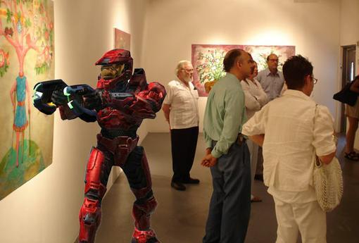 В 2012 году в Музее американского искусства, входящего в знаменитый музейный комплекс Смитсониас, состоится выставка .... - Изображение 1