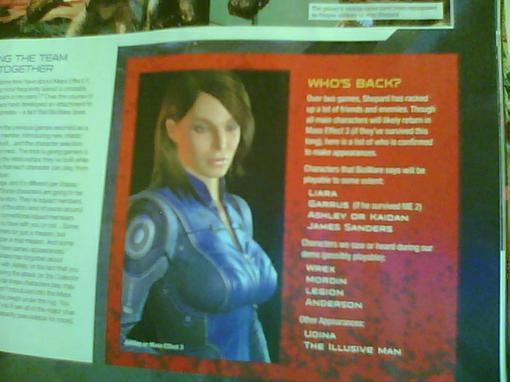 Хочу поделиться с вами не большой информацией про Mass Effect 3.  И так список некоторых фактов:1)Игра начинается с  ... - Изображение 1