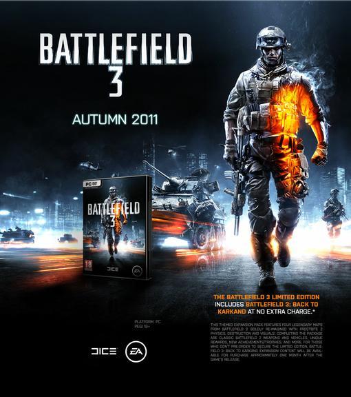 До сих пор DICE показывали, как работает очень перспективный Battlefield 3 исключительно на PC.     А Как он будет в ... - Изображение 1
