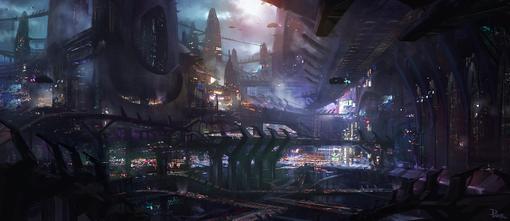 Bethesda выпустила в свет первый скриншот, и грамм прекрасного концепт-арта продолжения игры, грохнувшей по нашим го ... - Изображение 2