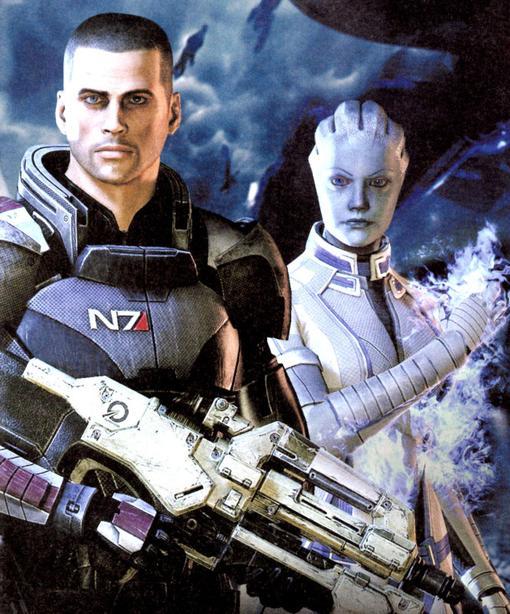 Из нового номера GameInformer поступает все больше и больше информации относительно Mass Effect 3, в сети появились  ... - Изображение 1