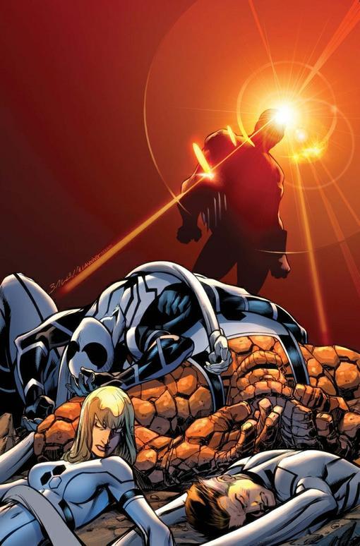 Все-таки MARVEL не забыли снова воскрешать супергероев и на очереди у нас - король! Черный гром предводитель расы Не ... - Изображение 1
