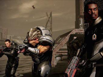 По мотивам игрового сериала Mass Effect снимут полнометражный мультфильм.Продюсированием проекта займутся американск ... - Изображение 1
