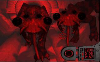 Привет. Поговорим о игре creatures shock это тир в стилистики космических фантастических ужасов слегка разбавленный  ... - Изображение 2