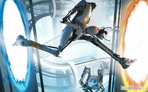Valve начали разработку Portal 2 вскоре выхода первой игры, однако в процессе этого они не раз переключали своё вним ... - Изображение 2
