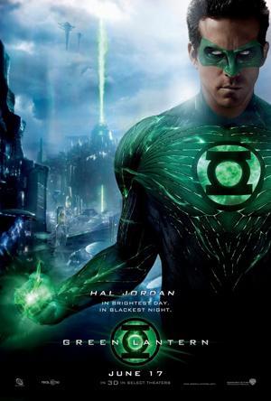 «Зелёный Фона́рь» — художественный фильм Мартина Кэмпбелла с Райаном Рейнольдсом в главной роли, снятый по мотивам од ... - Изображение 1