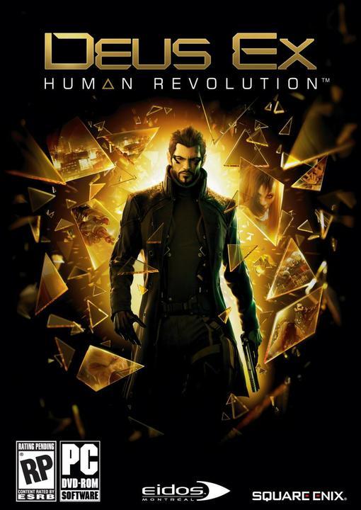 Square Enix анонсировала коллекционное издание киберпанковой action/RPG Deus Ex: Human Revolution. Лимитированный ко ... - Изображение 1