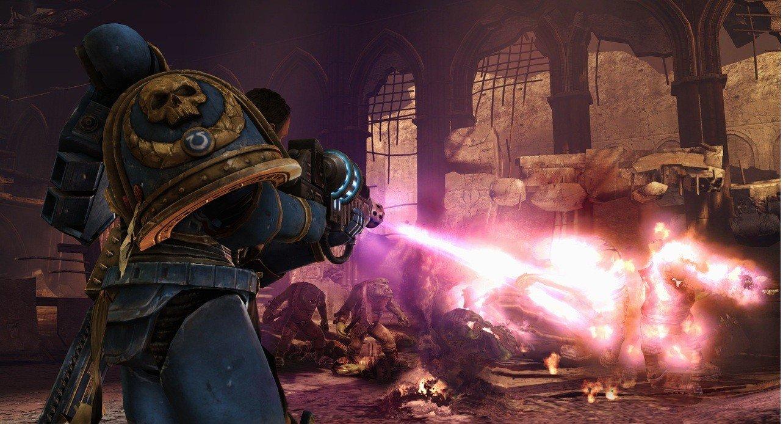 Warhammer 40000: spacemarine