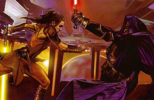 Star Wars: The Old Republic и BioWare раскроет секрет Ревана. В прошлом году издательство Del Rey Books объявило, чт ... - Изображение 3