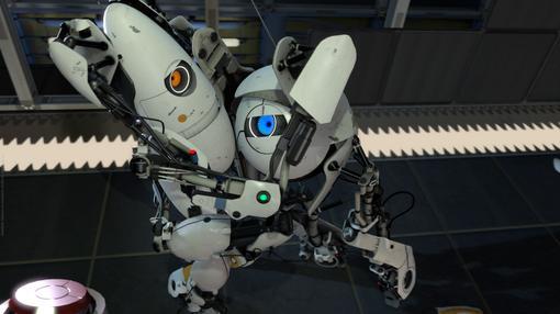 Анализ, анализ. Valve потрудились на славу. Все хвалят геймплей, персонажей, сюжет. Сюжет. Чел оказывается в камере  .... - Изображение 2