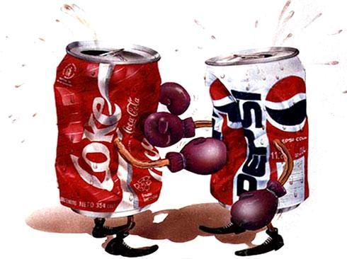 Всем привет! Меня вот долго интересовал вопрос: ,, чем кока-кола  отличается от пепси колы?,, Многие люди пьют тольк ... - Изображение 2