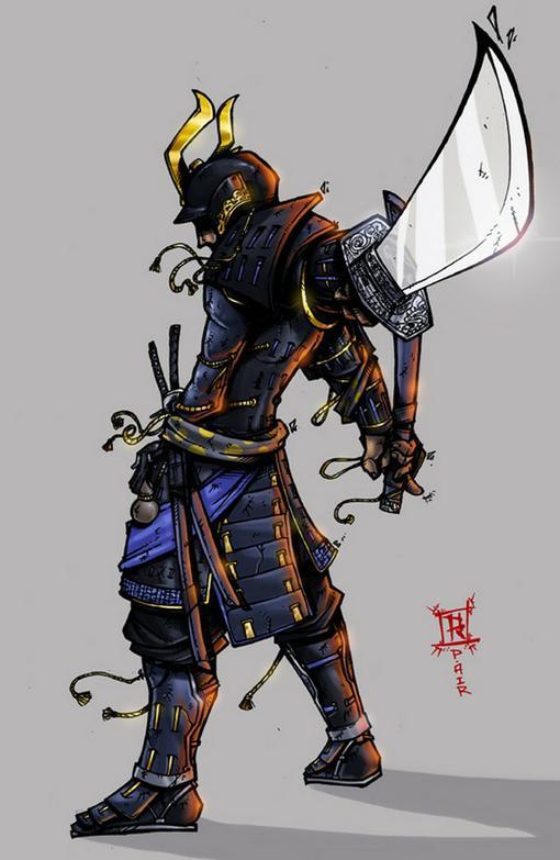 Это Sherlock.  Я представляю вам моего персонажа для серии файтингов Mortal Kombat. В первой части вы можете прочита ... - Изображение 3