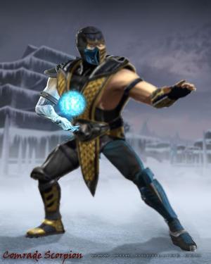 При прочтении можете прослушать саундтреки из альбома: Mortal Kombat (Songs Inspired By The Warriors) Так как рейтин ... - Изображение 1