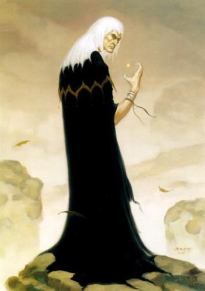 Персонаж которого представляю я это -  Предыстория Давным давно существовало сообщество тёмных магов которые использ ... - Изображение 1