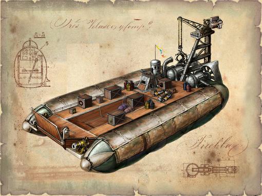 Всем привет! Весеннее обновление  Sky2Fly!   Введены 2 новых корабля! Вниманию обитателей и гостей Тихой Гавани пред ... - Изображение 2