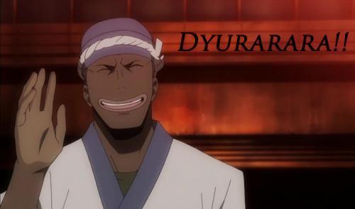 C первых же показов аниме «Дюрарара» наделало много шума! Ещё бы ведь, автор сюжета сам Нарита Рёго — человек подари ... - Изображение 2
