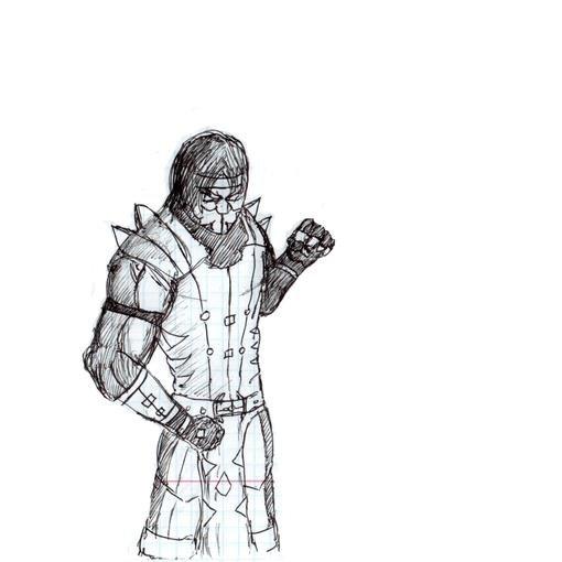 Имя персонажа : Daikon  Внешность :Рост : 190смВес : 80Возраст : 5тысяч лет  Цвет : Белые волосы, кожа смуглого отте ... - Изображение 1