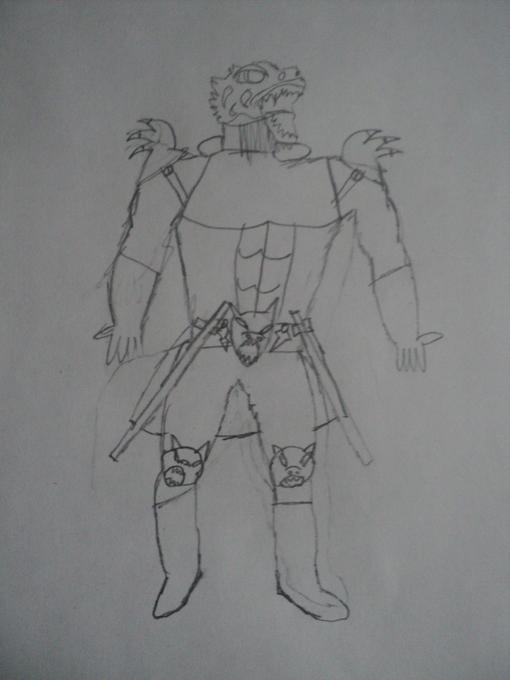 Shadow Dragon- это герой , которому очень много лет, он был рожден в Китае, 128 г.(до н.э.).Его настоящее имя Цинь Х ... - Изображение 2