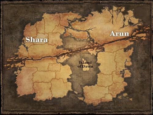 Рождение этого мира состоялось многие тысячелетия назад,  когда состоялась встреча двух титанов. Никто не знает что  ... - Изображение 1