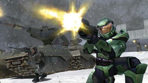 Оригинальный Halo сейчас переносится на новый движок.Joystiq сообщает, что ранее ходившие слухи о ремэйке порвого Ha ... - Изображение 2