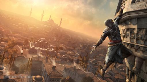 Обложку июньского Game Informer украшает новая игра серии Assassins Creed. Assassins Creed – Revelations последняя ч ... - Изображение 2