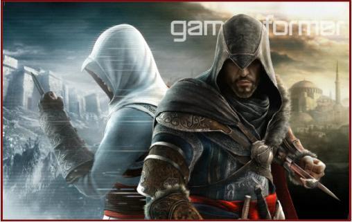 Здраствуйте Дорогие Канобувцы!Я спешу вам сообщить новую новость о Assassin's Creed: Revelations.Обложку Game Inform ... - Изображение 1