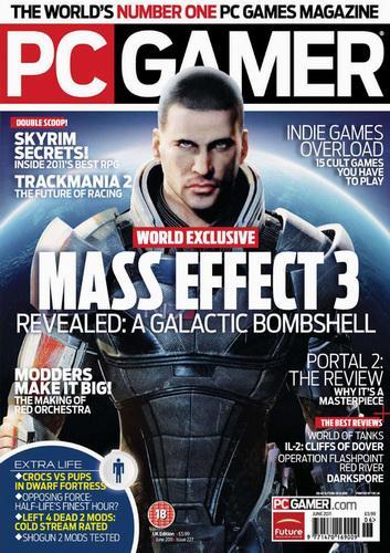 Задержка выхода ожидаемой игры Mass Effect 3 стала для нас неожиданностью. Мы ждали релиза последней части трилогии  ... - Изображение 1
