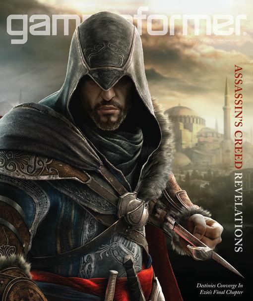 Обложку июньского Game Informer украшает новая игра серии Assassins Creed. Assassins Creed – Revelations последняя ч ... - Изображение 1
