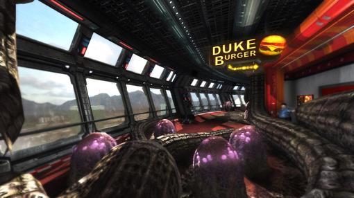 Gearbox Software  опубликовали 3 новых скришота.                   Смотрим:  Дuke Nukem Forever - продолжение приклю ... - Изображение 2