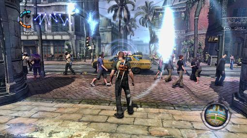 В сети появились 2 новых скриншота игры inFamous 2, которая выйдет 7 июня.   Смотрим:     inFamous 2 - это сиквел PS ... - Изображение 2
