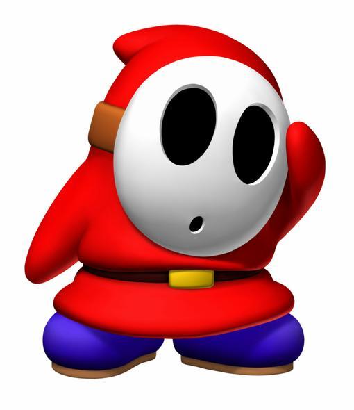 Поклонники серии игр Mario наверняка знают таких противников водопроводчика, как Shy Guys - всегда в масках, как на  ... - Изображение 2