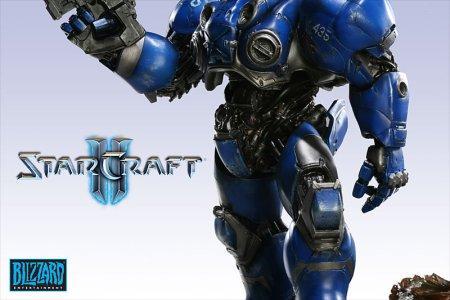 По словам Дастина Броудера (Dustin Browder), главного разработчика Starcraft 2, Blizzard наносит последние штрихи в  ... - Изображение 2