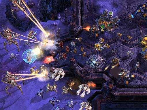 По словам Дастина Броудера (Dustin Browder), главного разработчика Starcraft 2, Blizzard наносит последние штрихи в  ... - Изображение 1
