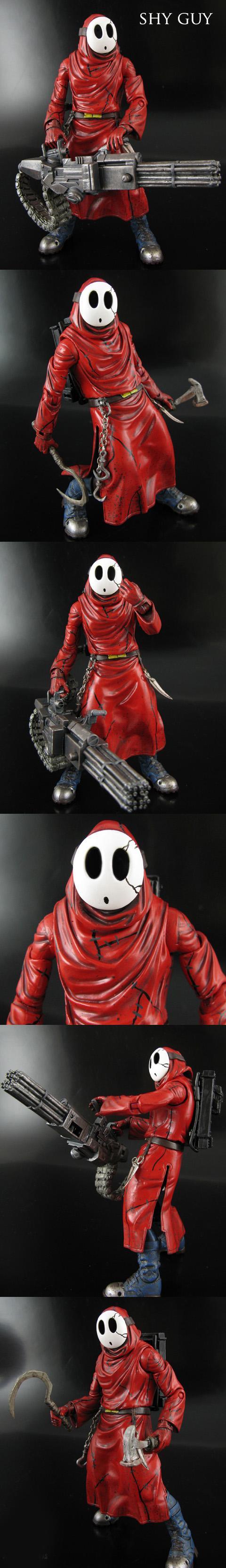 Поклонники серии игр Mario наверняка знают таких противников водопроводчика, как Shy Guys - всегда в масках, как на  ... - Изображение 3