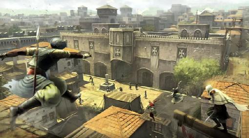 """После """"Официального анонса на прошлой неделе"""" об Assassin's Creed Revelation, Ubisoft начала открывать некоторые под ... - Изображение 1"""